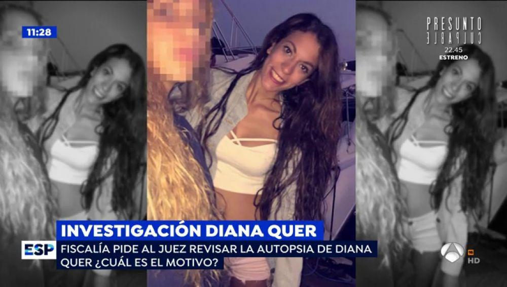 Ordenan una segunda autopsia del cuerpo de Diana Quer
