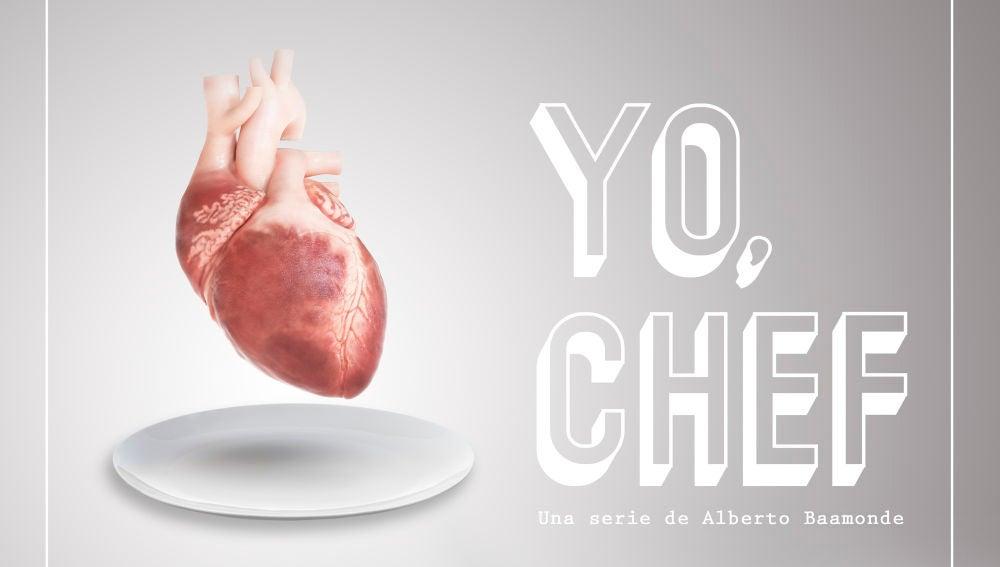 Cartel de 'Yo, chef'
