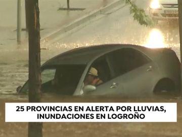 Alerta por tormentas en el este peninsular, especialmente en Tarragona y la Comunidad Valenciana