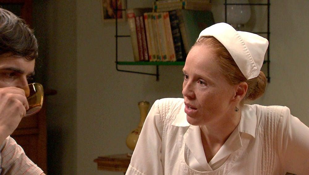 Ana, convencida de que Manuel ganará el juicio contra Salvador