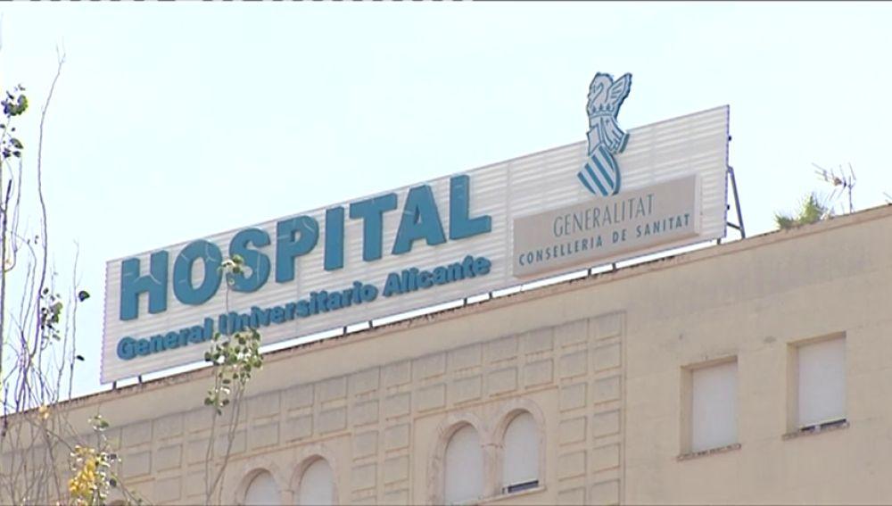 Muere el niño de 2 años hospitalizado en Elche por las lesiones causadas por la pareja sentimental de la madre