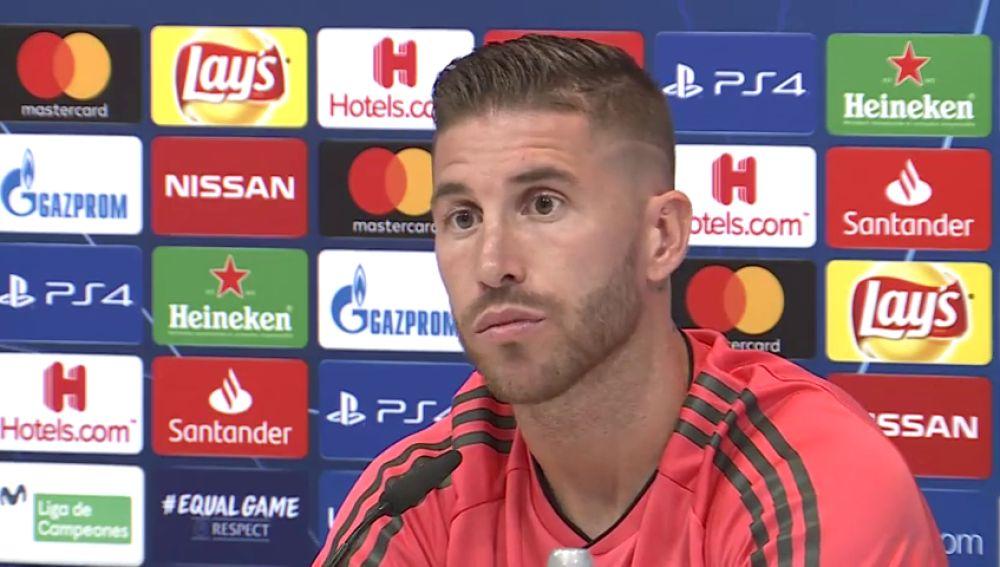 """Duro mensaje de Sergio Ramos a Griezmann: """"La ignorancia es muy atrevida, cuando escucho hablar a este chaval..."""""""