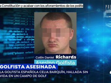 'Espejo Público' avanza la identidad del asesino de la golfista española Celia Barquín en EEUU
