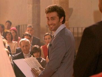 El emotivo discurso de Gonzalo que cierra la sexta temporada de 'Amar es para siempre'