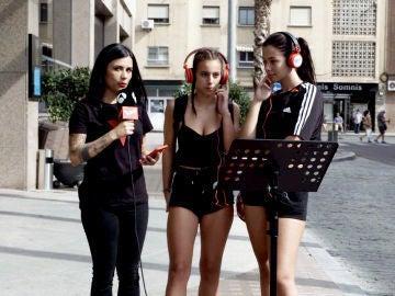 Valencia: dúos y diversidad de idiomas en las canciones durante los castings