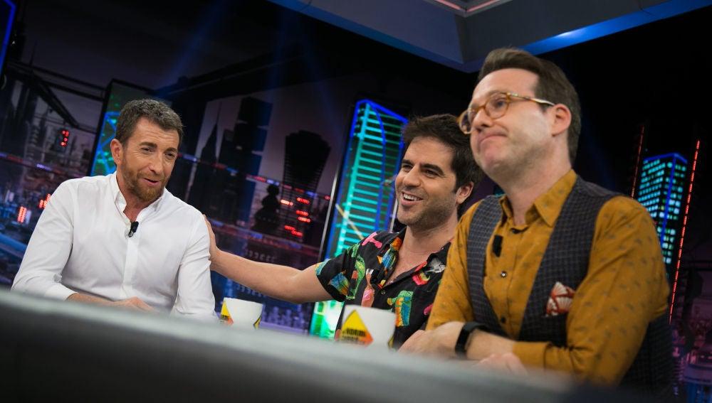 """Ernesto Sevilla habla en 'El Hormiguero 3.0' de las fiestas """"salvajes y alocadas"""" que organiza en su casa"""