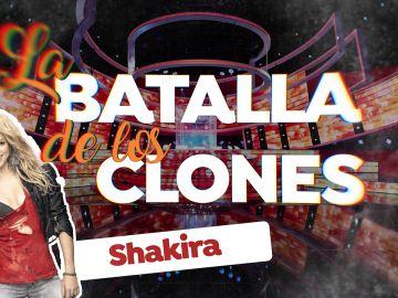 ¿Qué imitación de Shakira es para ti la mejor en la historia de 'Tu cara me suena'?