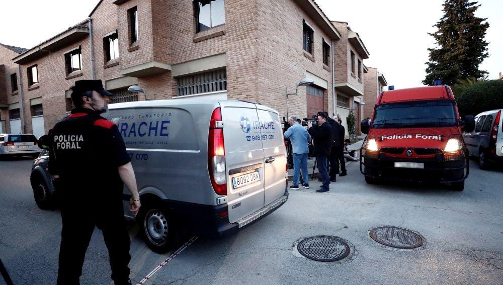 Tres muertos en un tiroteo en Cáseda (Navarra) durante una reyerta