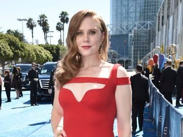 Christiane Seidel, la doble de Amy Adams en los Emmy
