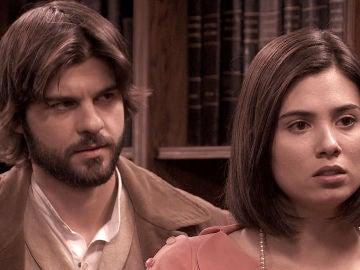 Gonzalo alimenta su odio hacia Francisca con los recuerdos más dolorosos