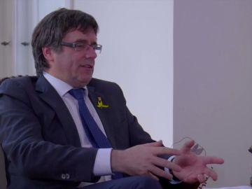 Puigdemont cree que Cataluña será independiente en 20 o 30 años
