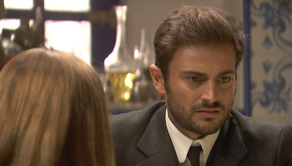 "Saúl, a Julieta: ""Raimundo oculta algo"""
