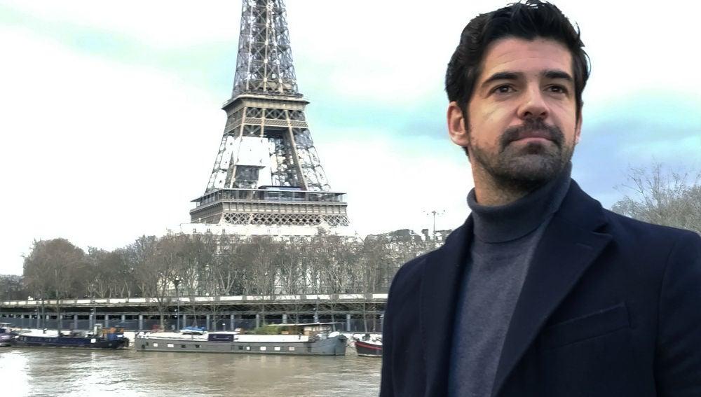 """Miguel Ángel Muñoz: """"En la producción de 'Presunto Culpable' hay regalos como ese viaje a París"""""""