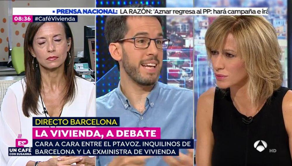 """Beatriz Corredor: """"Queremos movilizar viviendas vacías para que se pongan en el mercado de alquiler"""""""