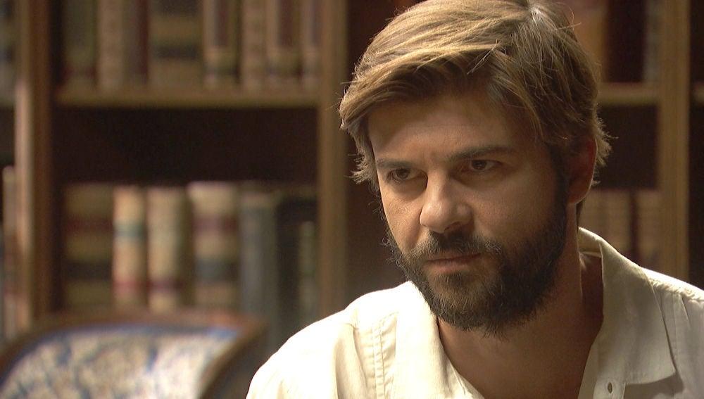 """Gonzalo, a Fernando: """"Quiero algo que solo tú puedes brindarme"""""""