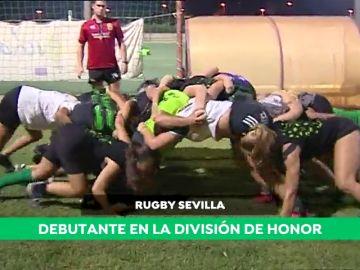 """'Las Cocodrilas' debutan en División de Honor: """"El rugby es mucho más que contacto"""""""