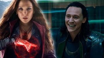 La Bruja Escarlata y Loki tendrán miniseries