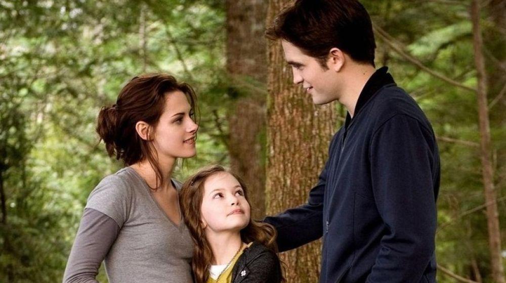 La familia Cullen en la Saga Crepúsculo