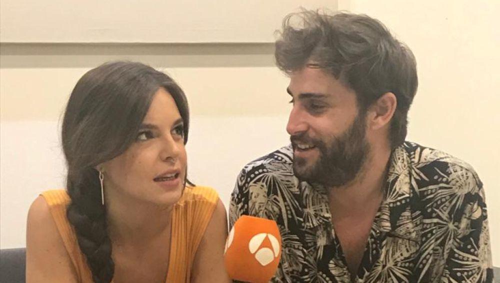 """Fernando Guallar a Lucía Martín Abello: """"Lucía tiene facilidad para hacer sentir bien a la gente"""""""