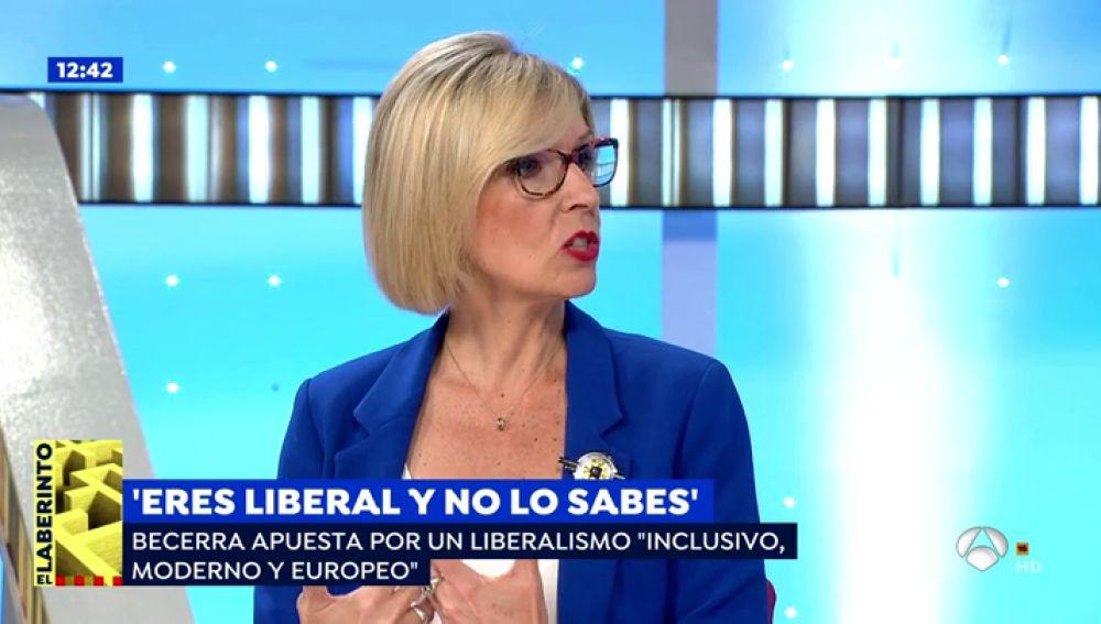 ¿Eres liberal y todavía no lo sabes?, la eurodiputada Beatriz Becerra te ayuda a descubrirlo en su nuevo libro