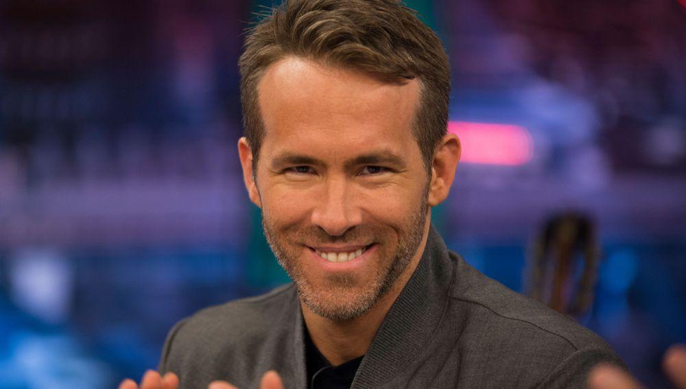 Ryan Reynolds en 'El Hormiguero 3.0'