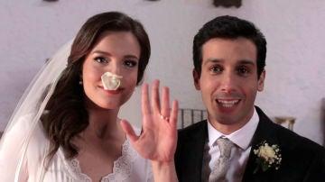 Emotivo, intenso y divertido, ¡nos colamos en el rodaje de la boda de María e Ignacio!