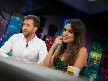 """Pablo Motos y Adriana Ugarte, sobre las fantasías sexuales con las personas prohibidas: """"Es casi como ser infiel"""""""