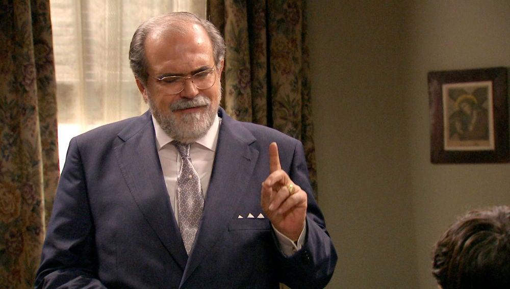 Salvador soborna a Manuel para que no testifique contra su negocio