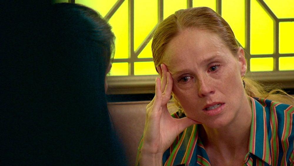 Ana, en shock al ver a Gabriel en el King's