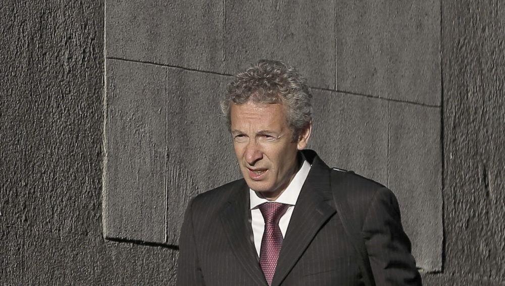 El juez de la Audiencia Nacional José de la Mata