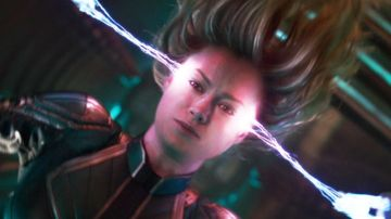 Imagen del tráiler de 'Capitana Marvel'