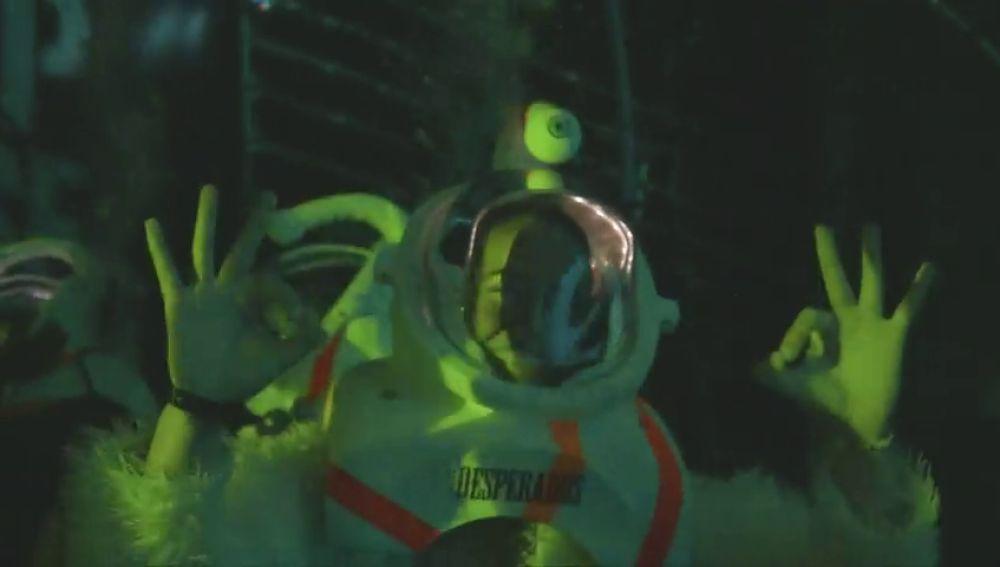 Desperados y ElRow organizan una increíble fiesta bajo el agua en la piscina más profunda del mundo