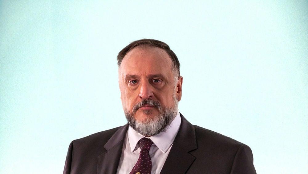 Fernando Albizu es Alfonso Álvarez
