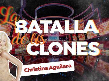 ¿Cuál de las imitaciones a Christina Aguilera es tu favorita de la historia de 'Tu cara me suena'?
