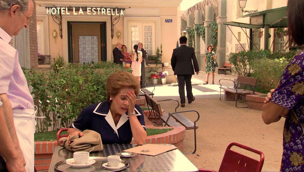 Benigna, ahogada por las deudas del hotel La Estrella