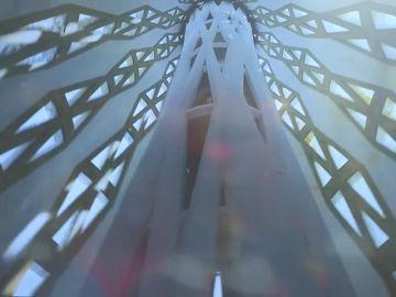 La Sagrada Familia levantará su última torre y puede estar acabada en 2026