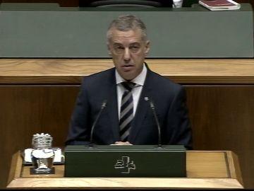 "Urkullu defiende un Estatuto para Euskadi con norma de rango ""cuasi-constitucional"""