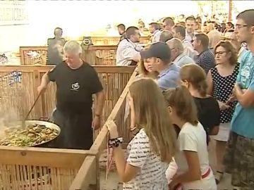 Hoy se celebra por primera vez el Día Mundial de la Paella