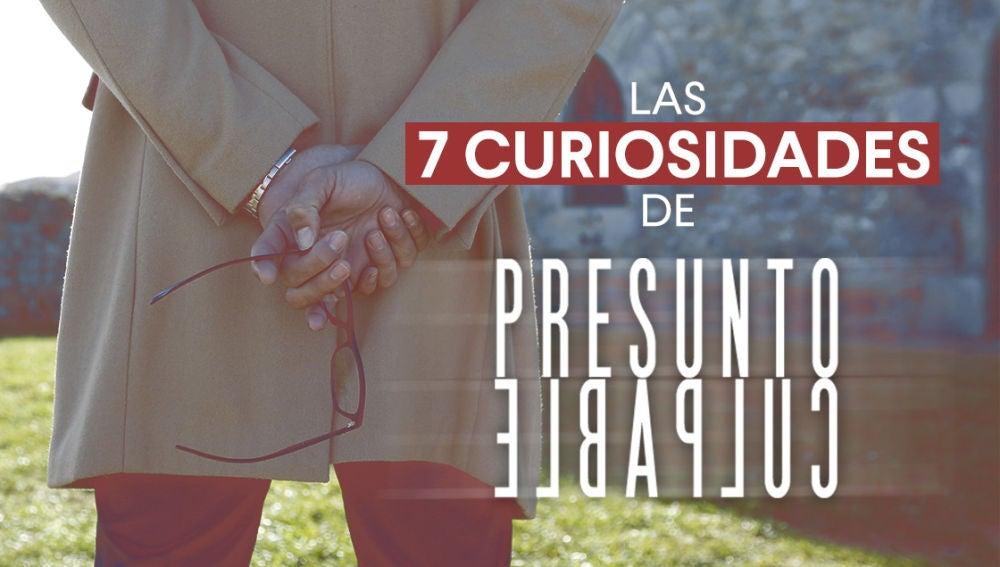 Las 7 curiosidades sobre el primer capítulo de 'Presunto Culpable'