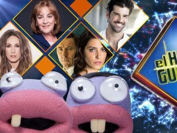 La próxima semana visitarán 'El Hormiguero 3.0' Malú, Carmen Maura, Antonio de la Torre, Bárbara Lennie y Miguel Ángel Muñoz