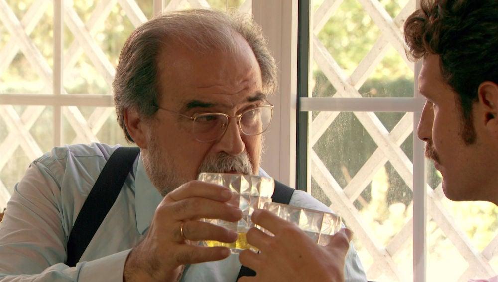 """Salvador, a por Benigna: """"Quiero ese hotel a toda costa"""""""