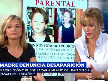 """La desesperación de una madre a la que han secuestrado a su hijo: """"No entiendo cómo mi marido lo ha sacado de España"""""""