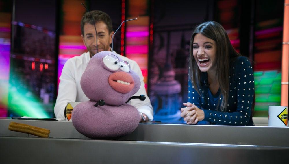 """Petancas sorprende a Ana Guerra con una versión de su canción 'Ni la hora': """"Es para la comunidad gordi"""""""