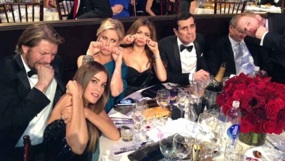 El cast de 'Modern Family'