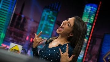 Ana Guerra cuenta en exclusiva en 'El Hormiguero 3.0' que va a sacar un nuevo disco y que su bolero se llamará 'Olvídame'