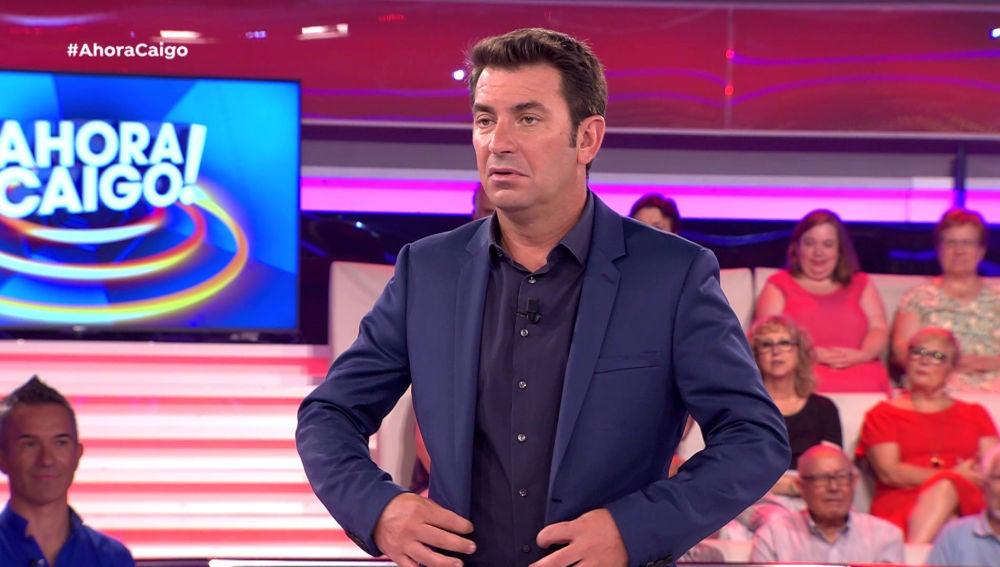 """Acude por primera vez a '¡Ahora Caigo!' una """"rebajadora"""""""