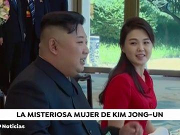 Kim Jong-un acude con su esposa a la cumbre con el líder surcoreano para proyectar una imagen más amable