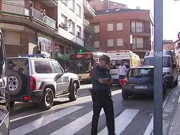 Una bebé de nueve meses muere tras caer desde el balcón de la expareja de su madre, en un tercer piso en La Rioja