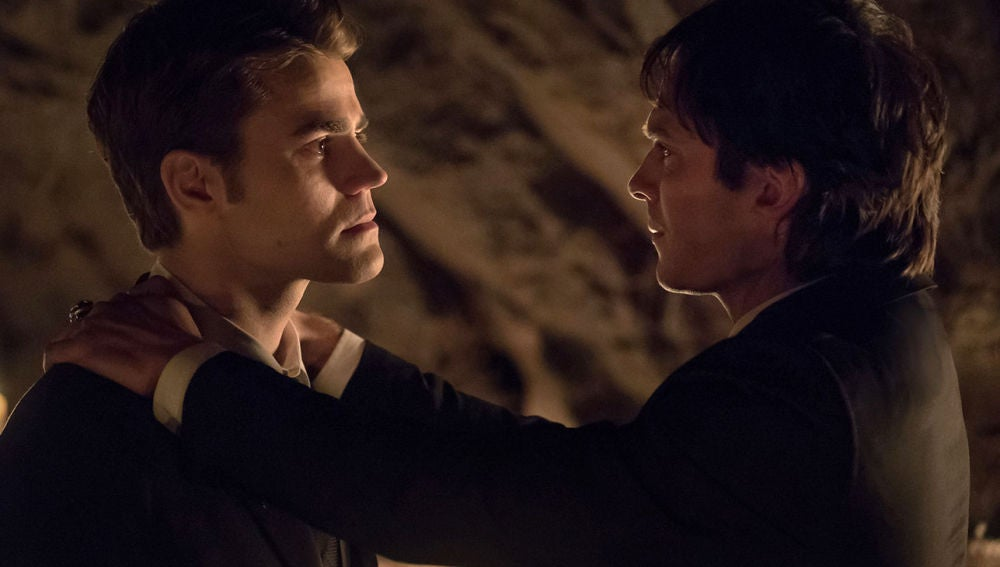 Stefan y Damon Salvator, un vínculo indestructible