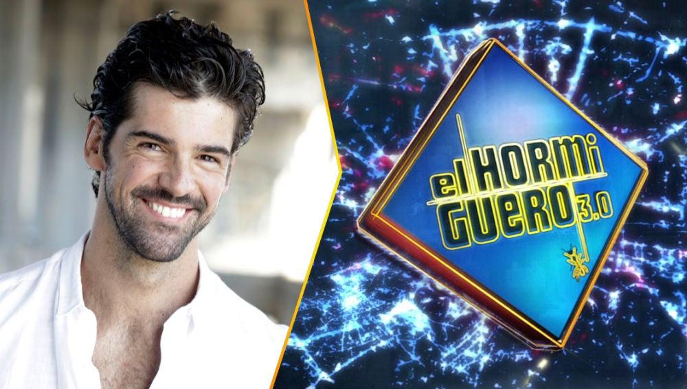 El próximo jueves, el actor Miguel Ángel Muñoz estará en 'El Hormiguero 3.0'